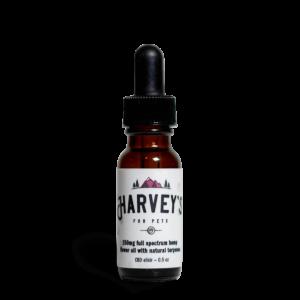 Harvey's 250mg CBD Pet Elixir