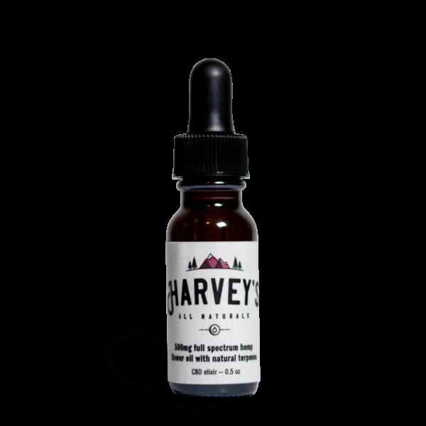 Harvey's 500mg CBD Elixir